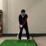 ゴルフの力みを考える